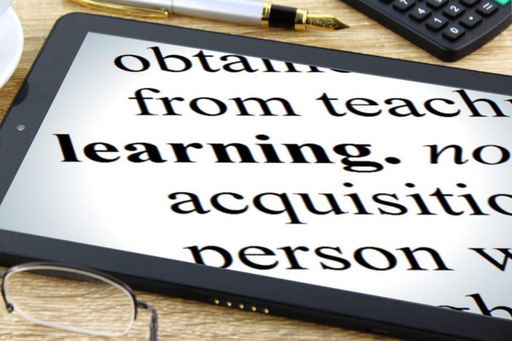 正確學習態度 一技之長
