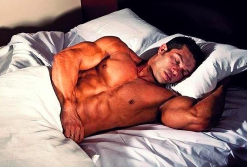 Sleepy-man