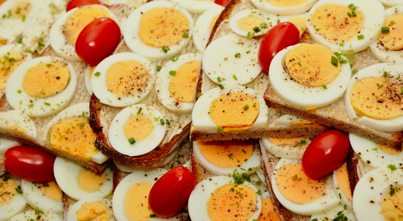 protein-egg