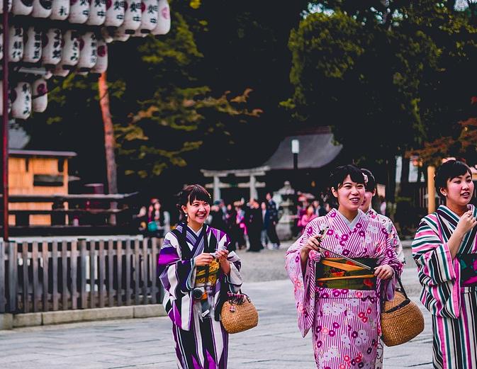 Japanese-girls