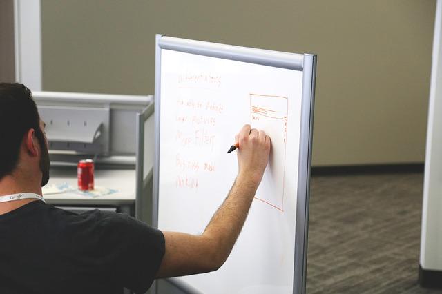 white-board-teacher