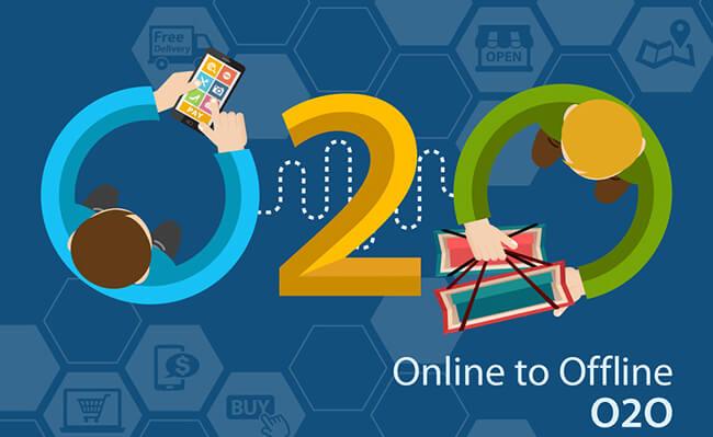 O2O-online
