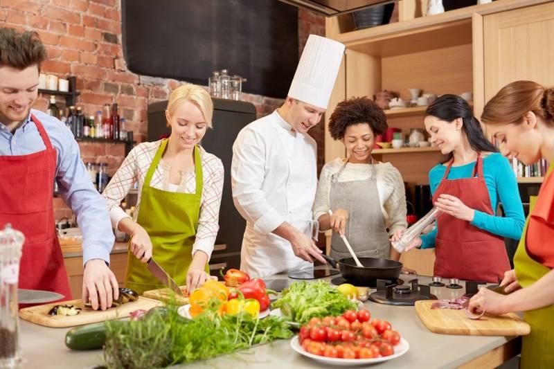 烹飪課-學做菜-學做飯