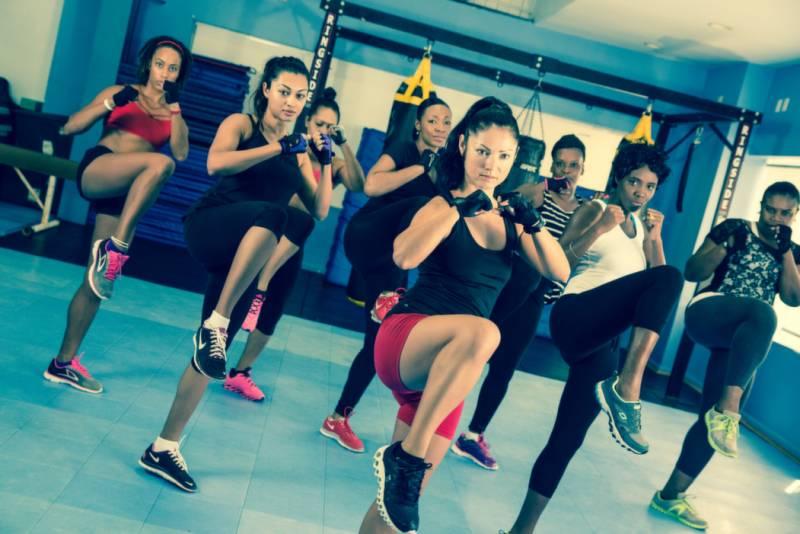 sports-Aerobic-training