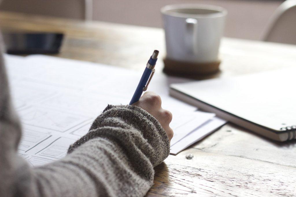 寫作-作家