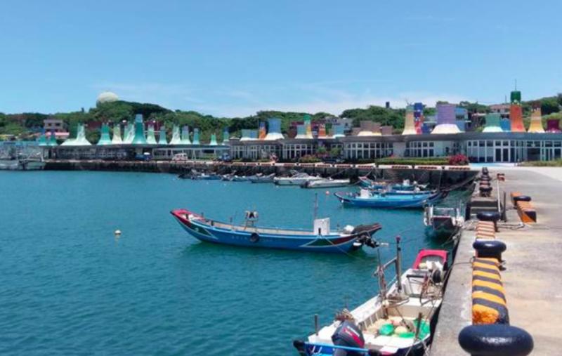 富基漁港-釣魚地點