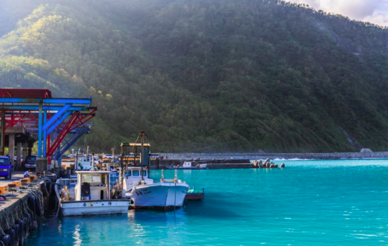 蘇花粉鳥林漁港-釣魚地點
