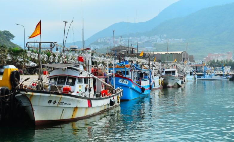 萬里漁港-新手釣魚-地點