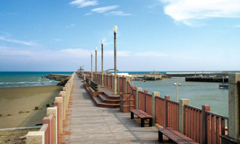 外埔漁港-中部-釣點