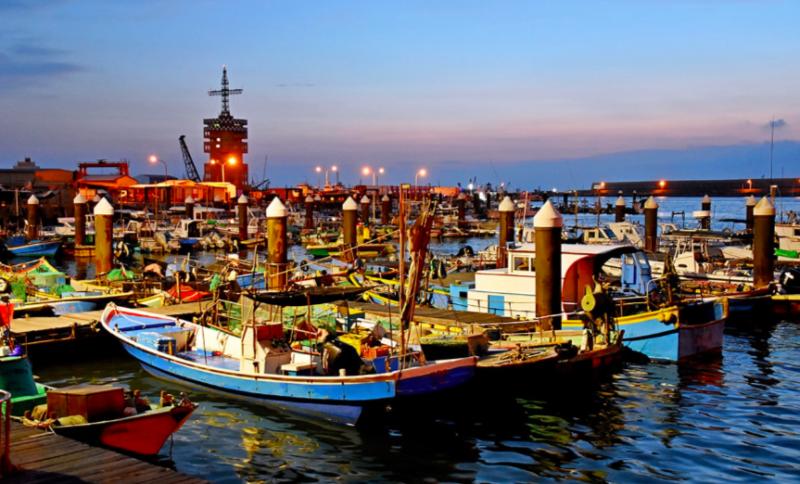 梧棲漁港-釣魚-地點