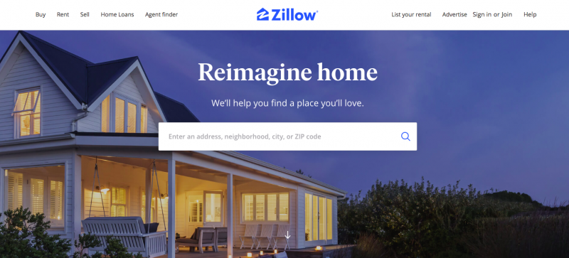Real-Estate-USA-Zillow