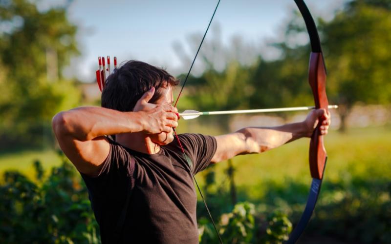 Archery-coach