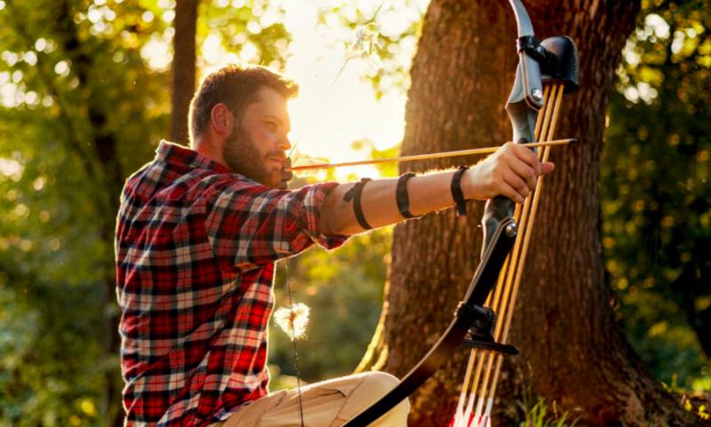 Archery-Archer-post