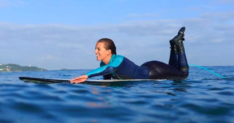 沖浪教學-划水-技巧