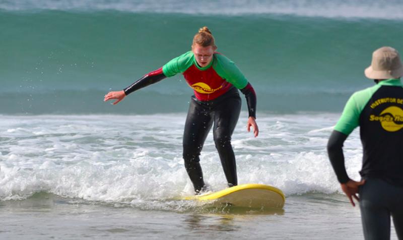 衝浪教練-衝浪課程