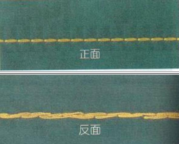 迴針法-回針縫-教學-運用