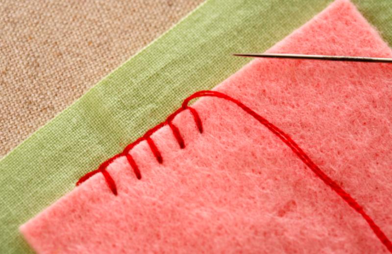 毛邊縫-縫紉教學