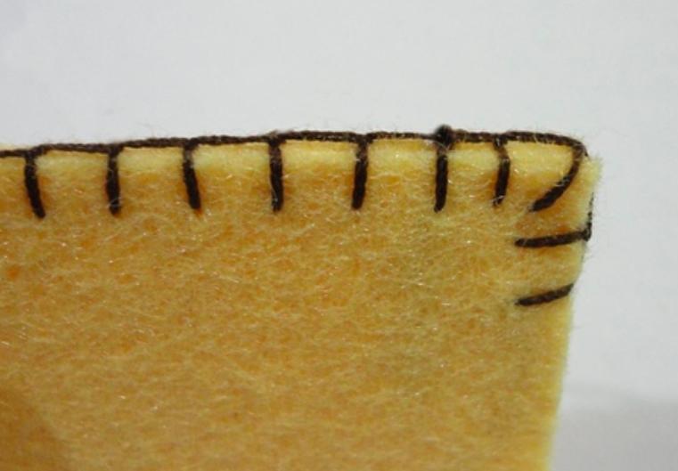 毛邊法-縫紉方法