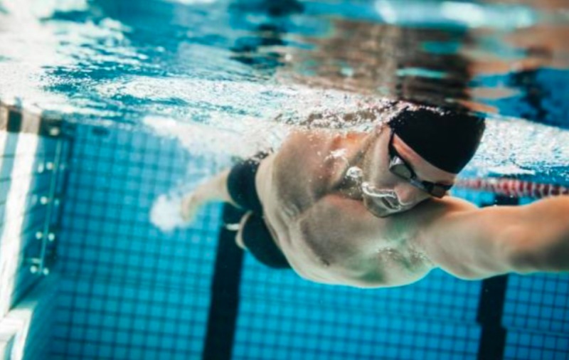 自由式教學-技巧-游泳