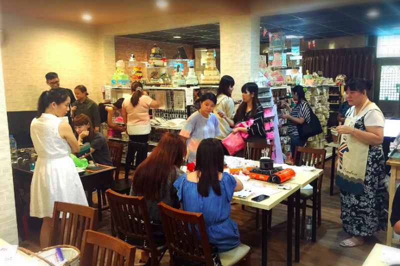 大福烘焙蛋糕裝飾專門店