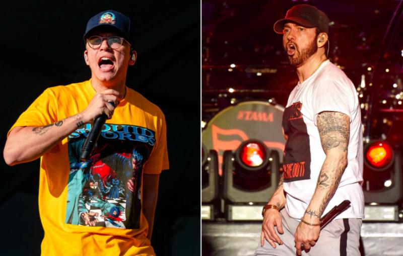 Logic-Homicide-Eminem
