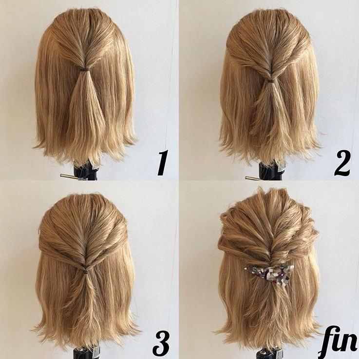 編髮造型-編髮教學