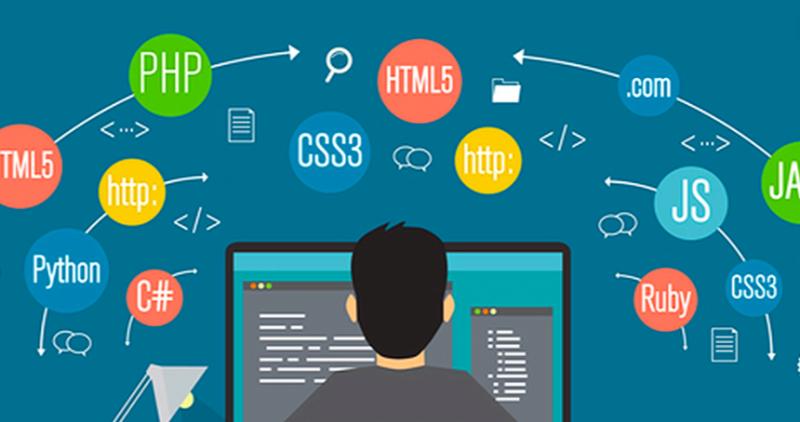 程式語言-自學寫程式-程式語言種類