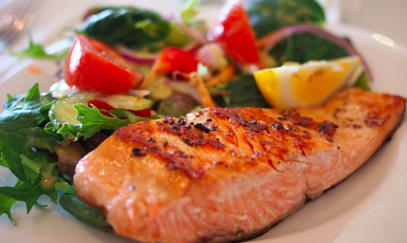 Seafood-Salmon-fish-Healthy
