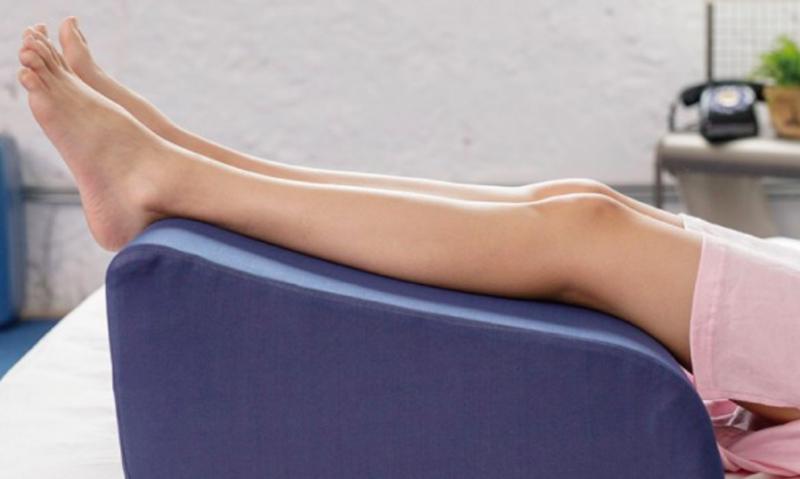 抬腿枕-抬腿-健康-減肥