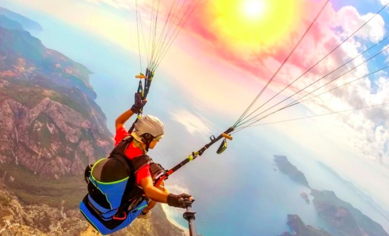 跳傘-教學-技巧-飛行傘-滑翔翼