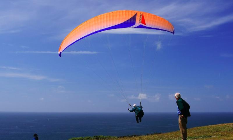 飛行傘-台灣-跳傘-體驗