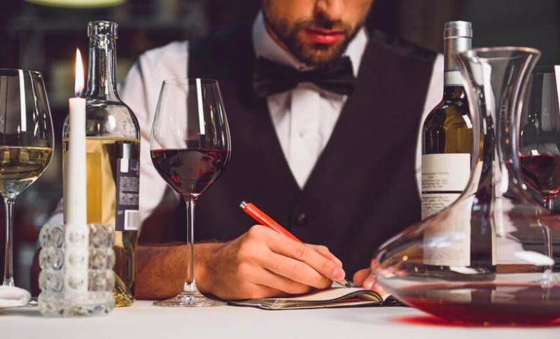 Wine-critic