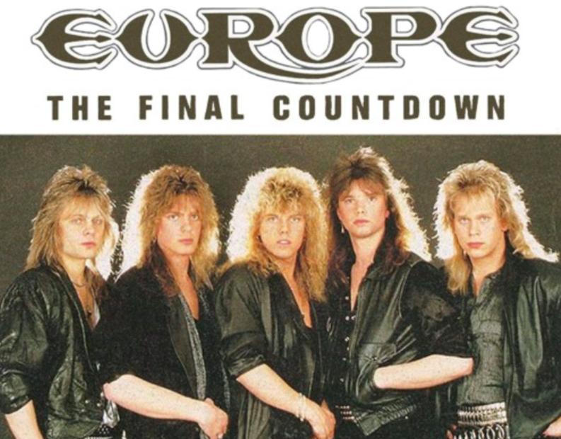 Europe-The-Final-Countdown-Mandairn-Chinese