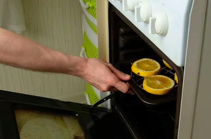 柳橙片-烘烤-脫水-果乾-製作-步驟