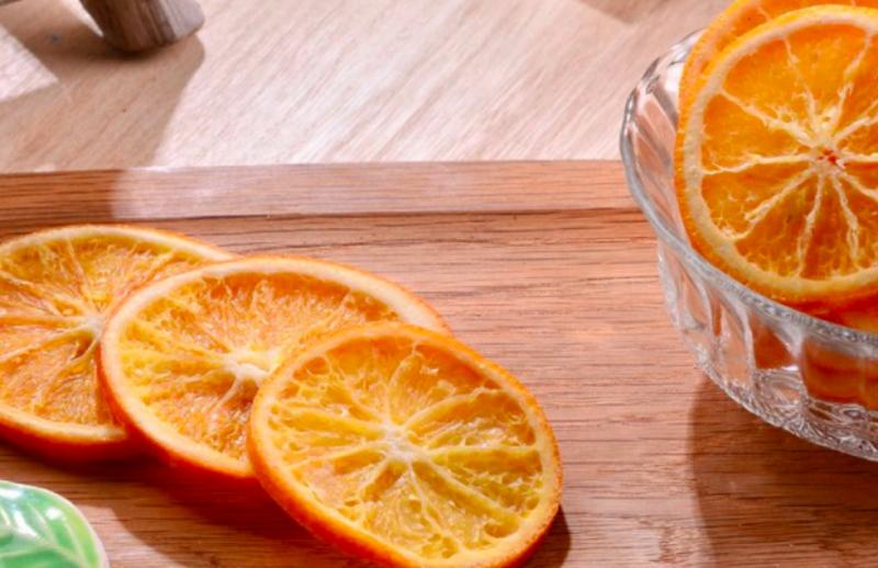 香橙果乾-製作步驟-方法-DIY-教學