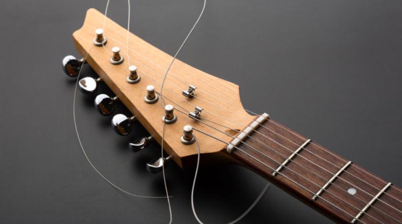 吉他-換弦-教學-斷掉