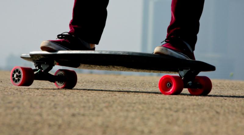 滑板種類-滑板教學-挑滑板