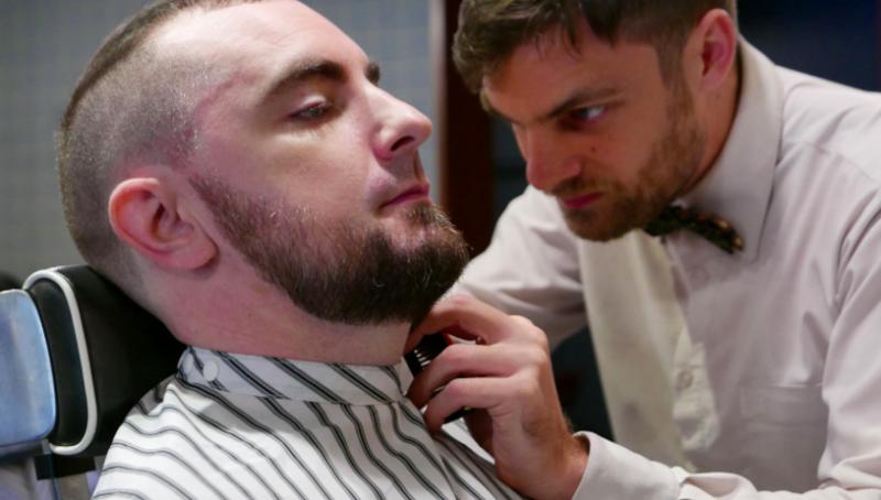 修鬍子-剪鬍子-長鬍子
