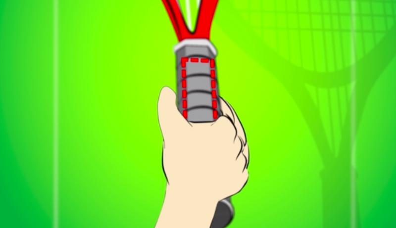 反握-網球拍-握法-教學
