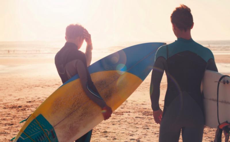 衝浪-課程-教學-衝浪板