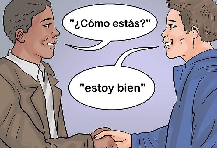西班牙語-打招呼-教學-課程-家教