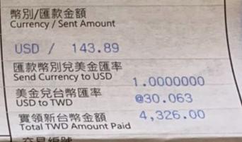 京城銀行-台幣-美元-匯差-Google-收益