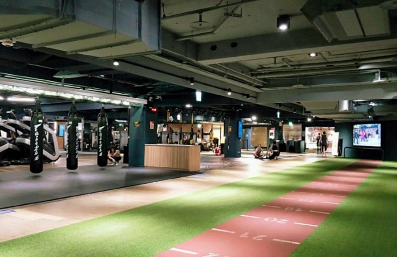 享健身-教室-教練-私人課程-場地-租借
