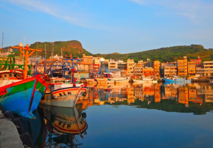 海邊-港口-攝影-顏色-構圖-技巧