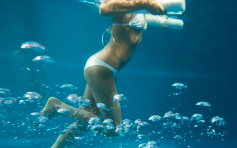 水中行走-減肥-肥胖-運動-安全-健康