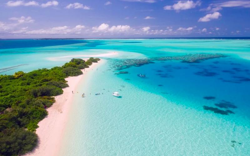 海洋-海水-瑪爾地夫-度假-為什麼-是鹹的